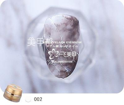 2020新款大理石纹美甲详细图文教程